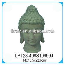 Ceramic Chinese Buddha Statues Buddha Head Portrait