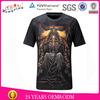High quality New arrival Sublimation 100% cotton 3d t shirts