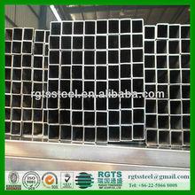 tubo in acciaio zincato piazza vasca quadrata in acciaio cavo