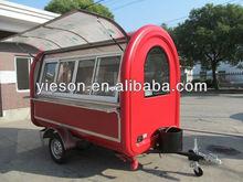mobile restaurant for sale/mobile food car for sale YS-FV300A/food truck