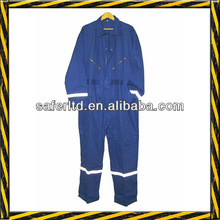 Polyester&cotton work garments coverall,china work garments supplier