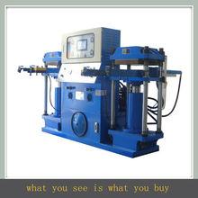 Jy-a01 completo- auto aquecimento eléctrico capacho de borracha da máquina daimprensa