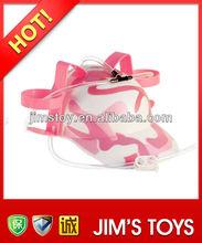 pink drinking straw hat 12819-2
