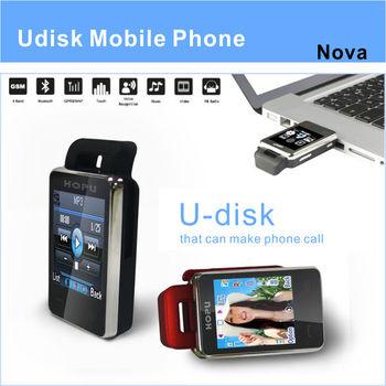 HOPU-EC107 smallest cell phone