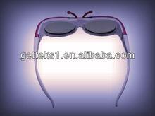 3D cinema use active eyewear