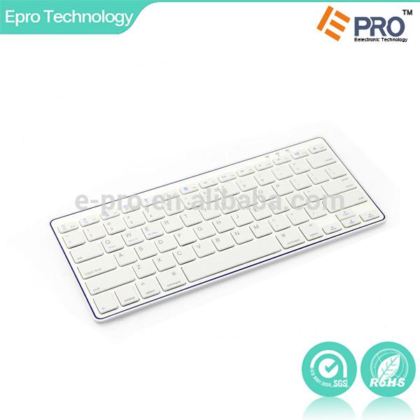 Slim Wireless universal Bluetooth Keyboard for Ipad