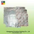De calidad alimentaria de papel de aluminio bolsas para cocinar/cocido bolsa de alimentos cocinados para alas de pollo