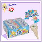 Permen kapas ice cream marshmallow