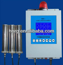 Online nuclear radiation monitor multi-probe