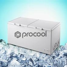 portable top open deep freezer big capacity chest freezers