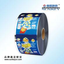 blue printing rolling film