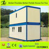 Low cost comfortable two-storey container house two floors container house