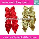 satin ribbon decoration bow tie
