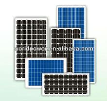 Mono & Poly 100W 200W 240W 300W Solar Panel 12v