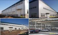 Prefabricated industrial warehouse