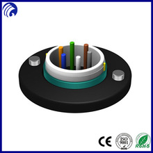 6, 12,16,24 Core Single Mode Small Diameter Outdoor Aerial and Duct Fiber Optic Cable Making Equipment GYXTW