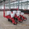 filas 4 3 punto de enganche de maíz sembradora de semillas de