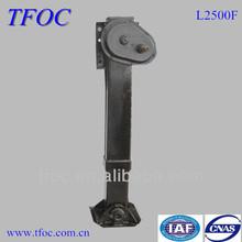 25t direct factory trailer landing gear leg