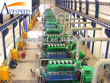 AVESPEED series with several projects running smoothly for diesel and HFO power plant