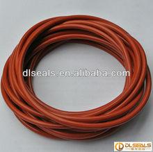 cheap good quality red big NBR O ring