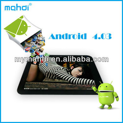 Tablet pc box chip A13 capacitive touch 3g ROM support 4GB,8GB, extend 32GB Ethernet usb flash driver MID in china