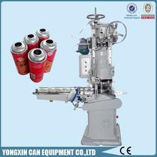 Machine Filling Spray Cans Seamer Machine