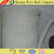 Hebei knitting wire mesh gas liquid filter/filter screen