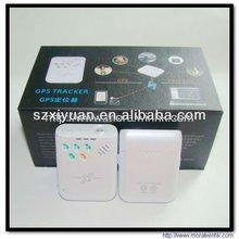 Mini protable Gps tracker internal antenna with Tracking via SMS or GPRS P008