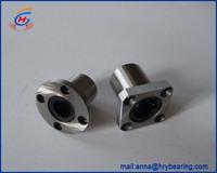 LMEK20UU bearing steel (GCr15)square flange linear bearing
