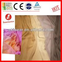 100% Polyester Ombre Silk Chiffon Fabric for Women Dress