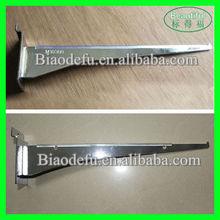 Powerful glass shelf supports bracket
