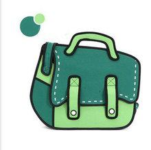 Best Seller stylish 3D cross bags has hand,massage bean bag
