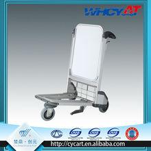 airport passenger trolley