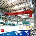ce certificación de doble vigas de gancho móvil grúa puente grúa de 100 toneladas