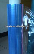 pvc blue films
