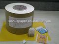 Bolsa de té biodegradables de papel adecuado para el llenado de té en, a base de hierbas