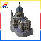 miniature building model souvenir