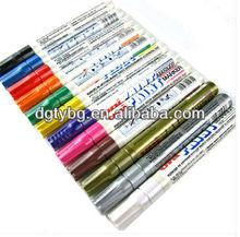 uni paint pen PX-21 1.2mm fabric marker pen oil base fabric marker pen