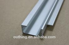 high quality furniture aluminum alloy profile L0021