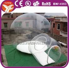 inflatable transparent bubble tent