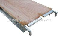 Construction Platform Aluminium Plywood Scaffolding Plank