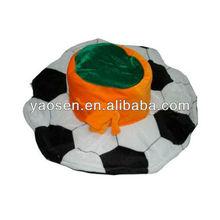 wide brim world cup football fans hat