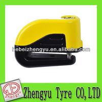motorcycle sensor alarm lock/motorcycle safety lock/sensor alarm lock