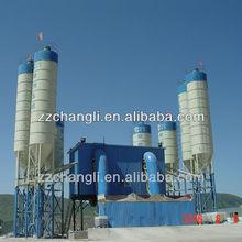 2HZS120(240m3/h) big capacity precast wet mix Concrete batching station