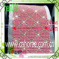 24 righe brillare cucire sulla maglia strass taglio con perla