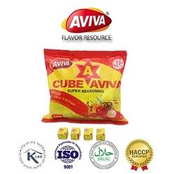 chicken,beef,shrimp stock soup cube Halal[AVIVA]