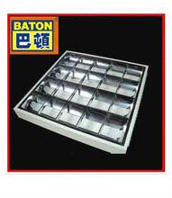 4X18W Surface Grille Lamp fixtures /Louver Light