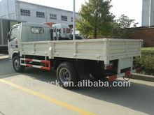 3.5 toneladas pequenos caminhões de carga, dongfeng 4x2 mini caminhão de carga preço