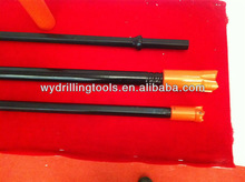 integral drill rods for chisel bullet teeth in shandong china