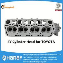 Petrol Engine Cylinder Head for Toyota HILUX II Pickup (N) 2.2 4WD